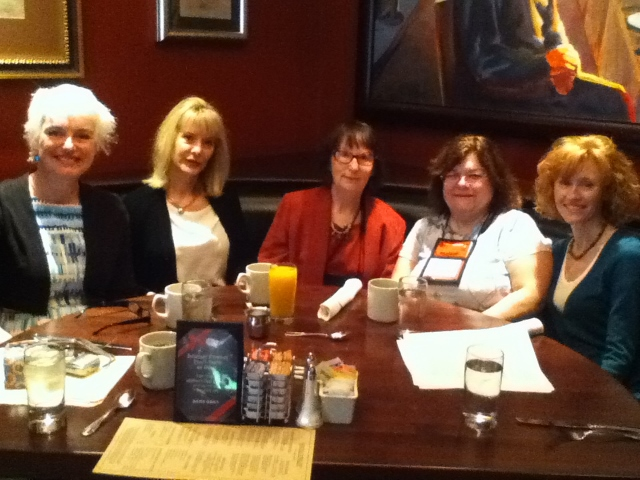 Catriona, Sasscer, me, Patti and Kathryn (640x480)